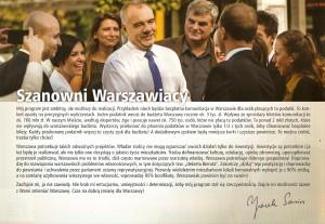 Jacek Sasin Dobra Zmiana Dla Warszawy 2