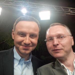 selfie+duda